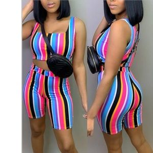 2piece short set